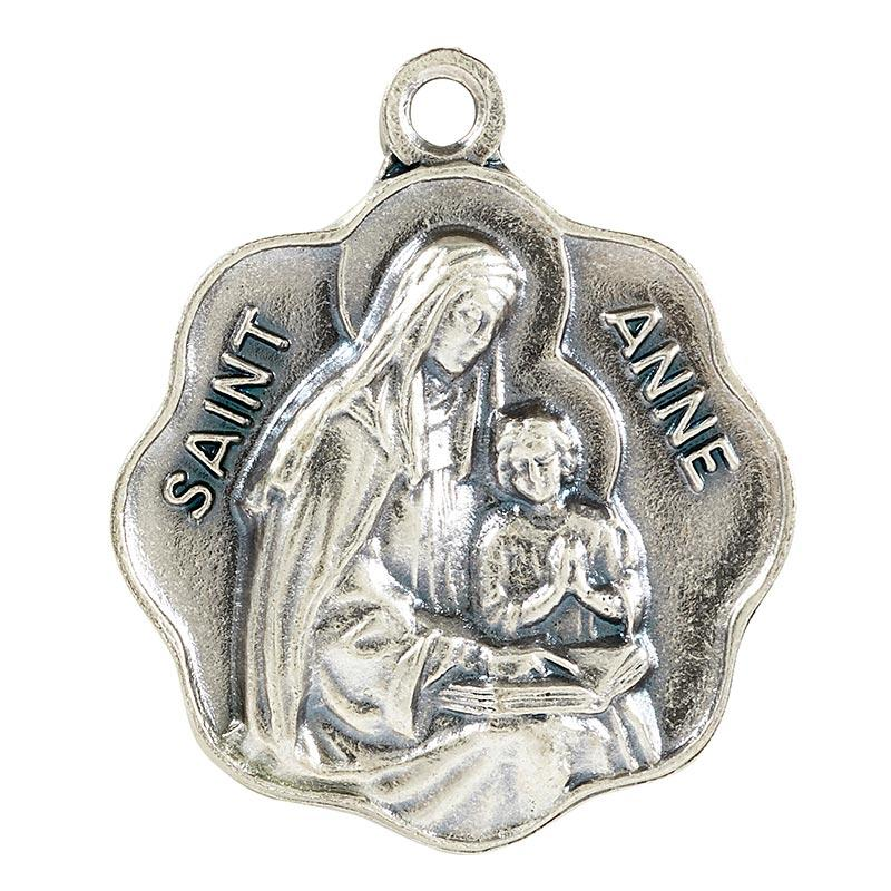 Creed Saint Ann Necklace The Roman Catholic Store