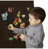 Melissa & Doug, Wooden Animal Magnets, Toys
