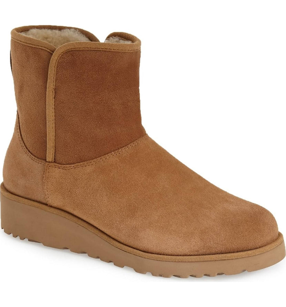 UGG Kristin Classic Slim'Ñ¢ Women Water Resistant Mini Boot 1012497 - Chestnut