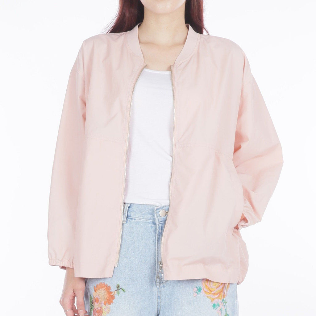 Siero Wear, Cutting detail blouson Jumper, women clothes