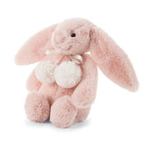 Jellycat Small Bashful Blush Snow Bunny