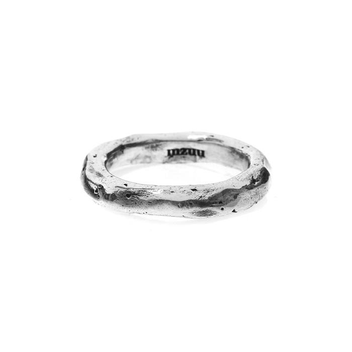 MZUU, 24/7 silver rough antique ring, Accessories