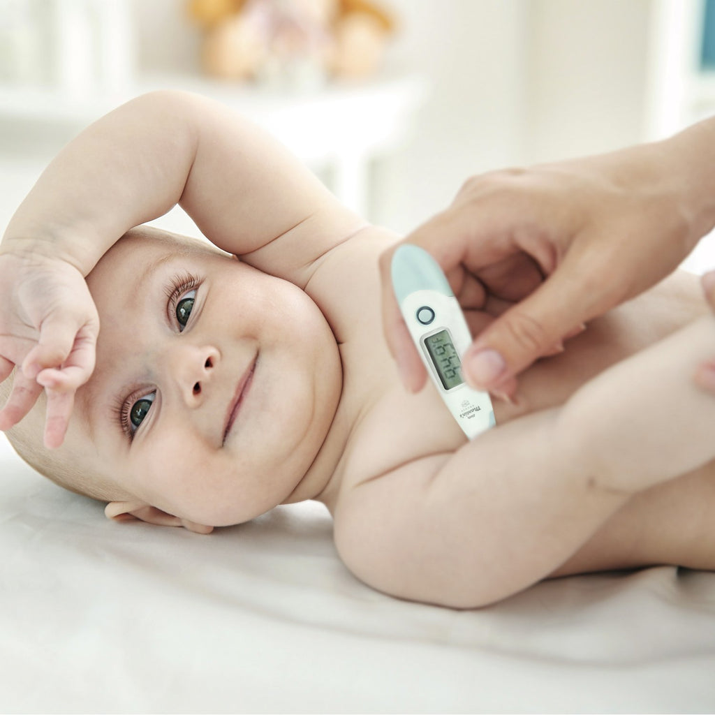 Little Martin's Digital Thermometer for Oral, Armpit & Rectal Temperature Reading