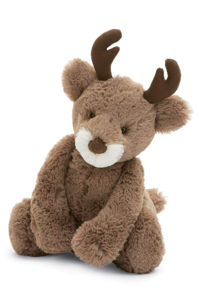Jellycat I am Medium Bashful Reindeer