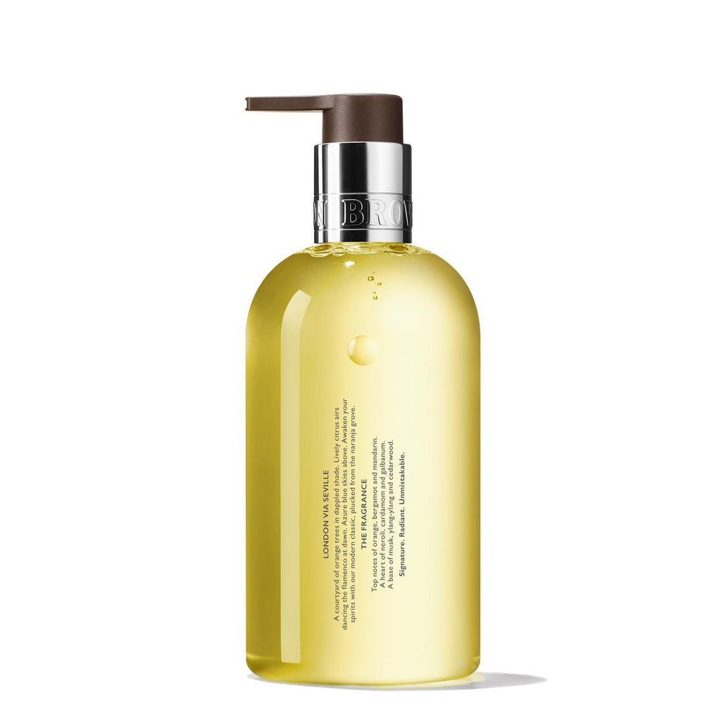 Molton Brown Orange & Bergamot Fine Liquid Hand Wash 300ml
