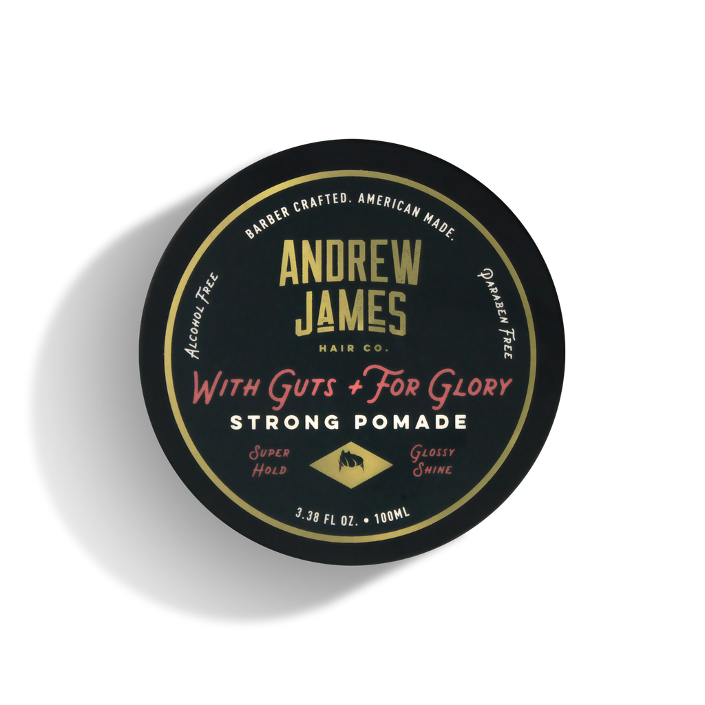ANDREW JAMES Strong Pomade