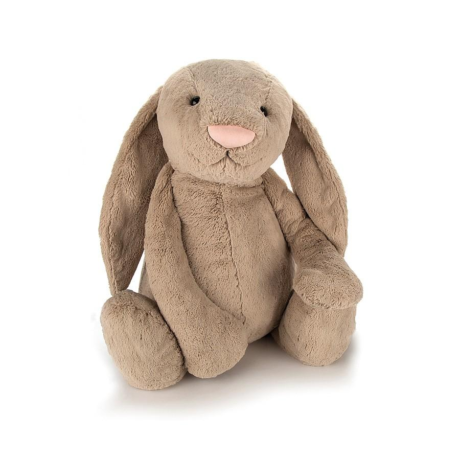 JELLYCAT I AM BASHFUL TRUFFLE BUNNY MEDIUM