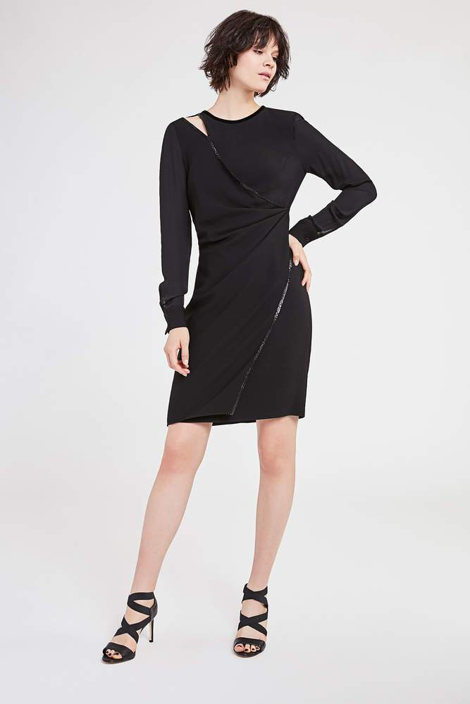 ELIE TAHARI BRYNDAL DRESS