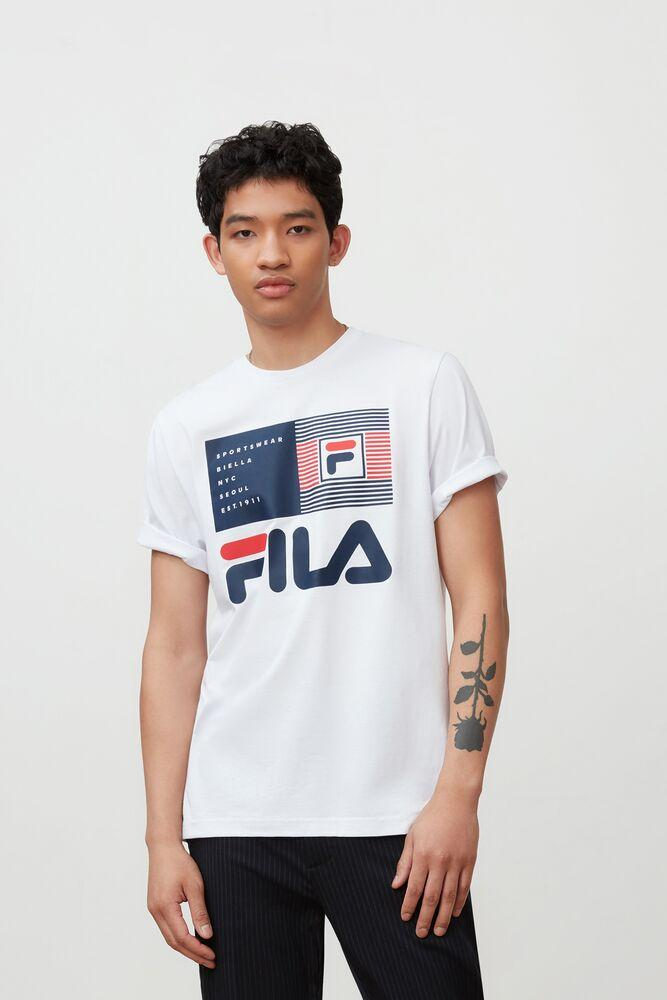 FILA Celso Graphic Tee
