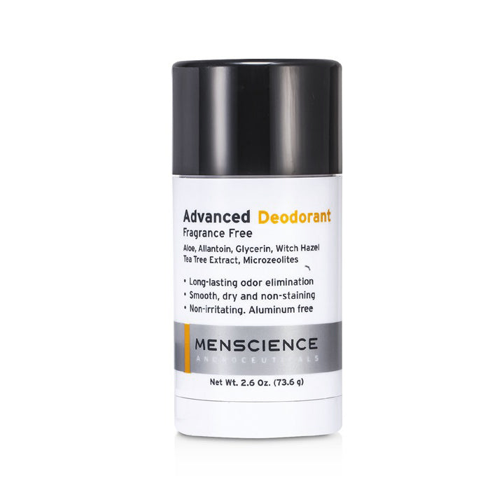 MEN SCIENCE - Advanced Deodorant 2.6 oz