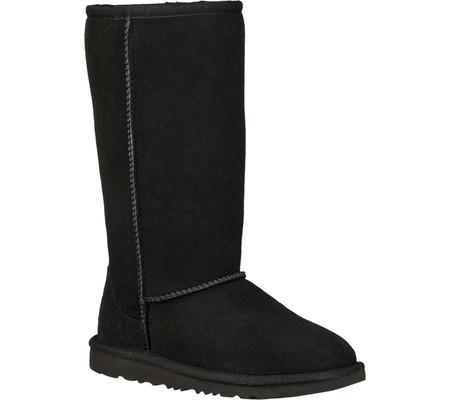 UGG Kid's Classic Tall II - Black