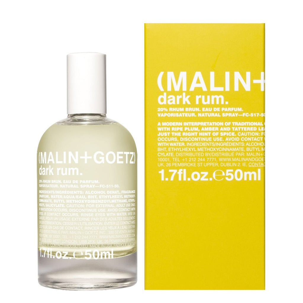 MALIN + GOETZ dark rum eau de parfum 1.7fl.oz./50ml