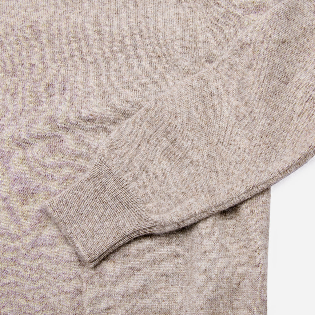 Women Classic Cashmere High-Neck Sweater