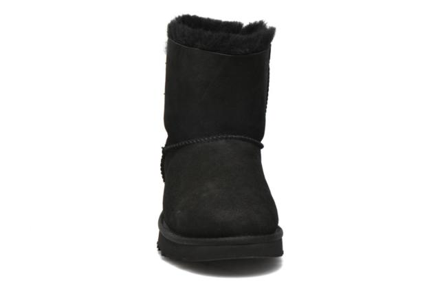 UGG Women Boots MINI BAILEY BOW II 1016501 - Black