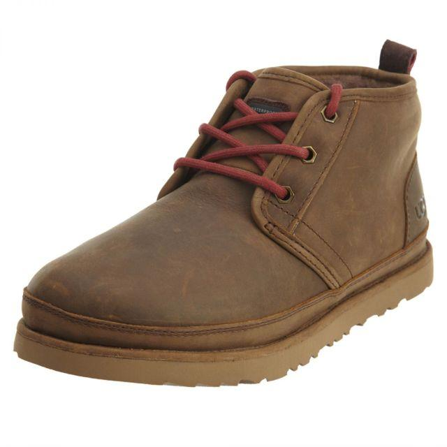 UGG Men Boot Neumel Waterproof 1017254 - Grizzly