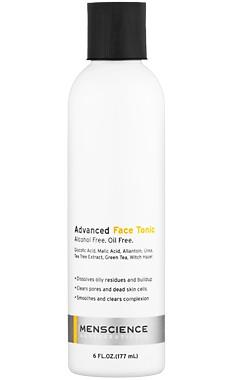 MEN SCIENCE - Advanced Face Tonic 6 oz