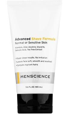 MEN SCIENCE - Advanced Shave Formula 5.6 oz