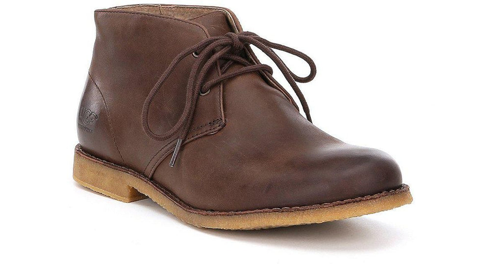 UGG Men Leighton Waterproof 1017272 - Grizzly