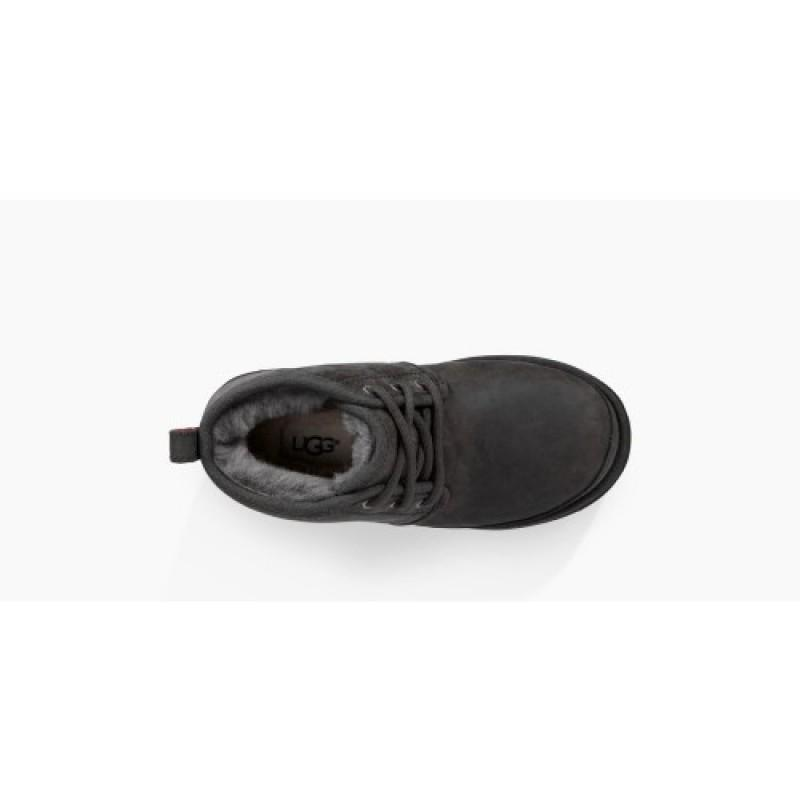 UGG Kid's Neumel II WP Boot - Charcoal