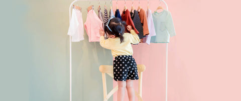 What Should Be Considered When Buying Clothes For Children?