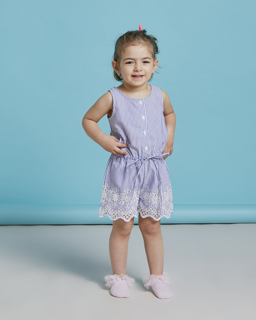 BRODE SHORT WHOLESALE KID GIRL ROMPER