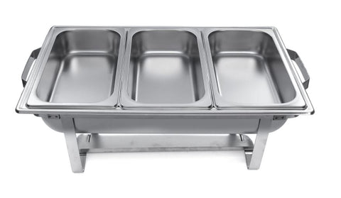 chafing dishes para buffet
