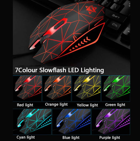 quality pc gaming mouse