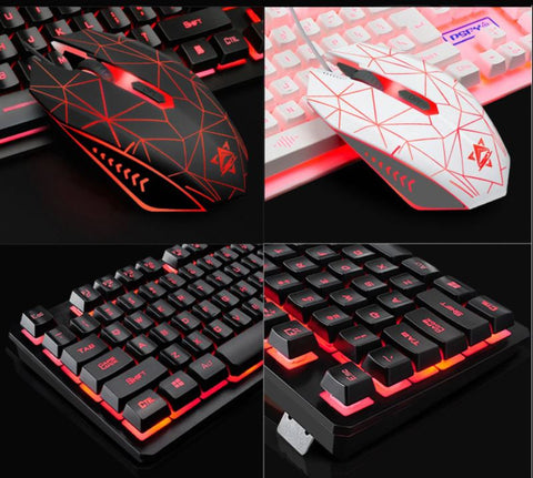 rgb keyboard and mouse