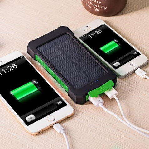 solar mobile battery charger