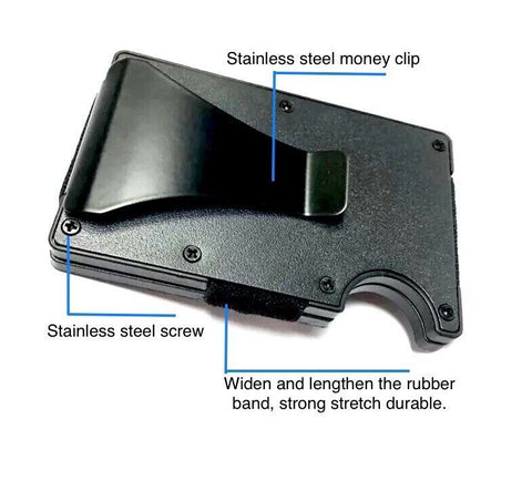 rfid protection wallet