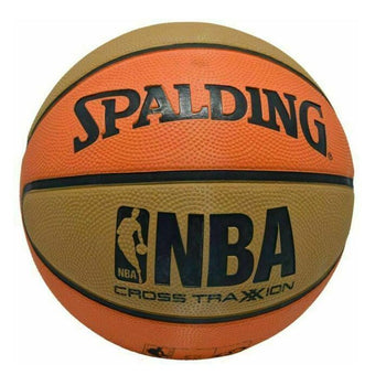 Spalding NBA Cross Traxxion Basketball - 27.5