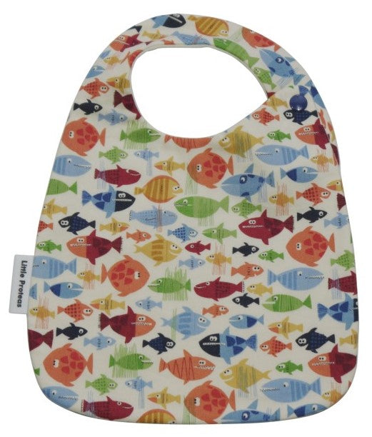 Sharks and Fish Bib