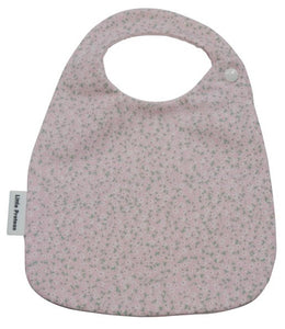 Pretty in Pink Bib