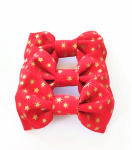 Girls bow clip