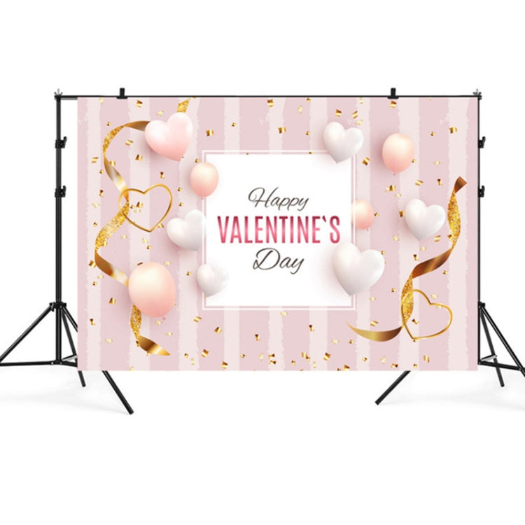 2.1mx 1.5m Valentijnsdag Photo Party Layout Props Fotografie Achtergronddoek (001)