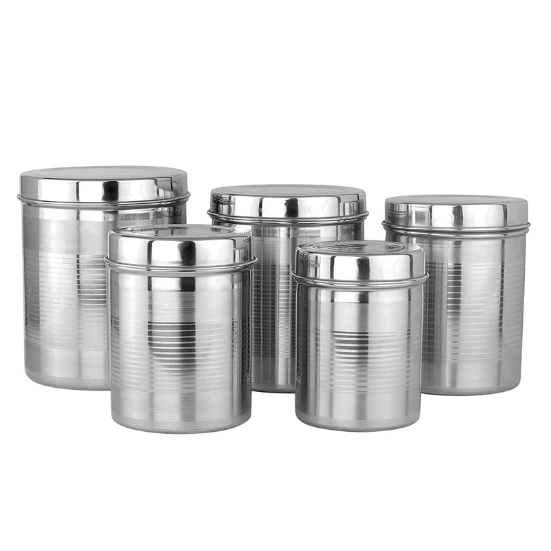 NESTED CONTAINERS SET OF 5