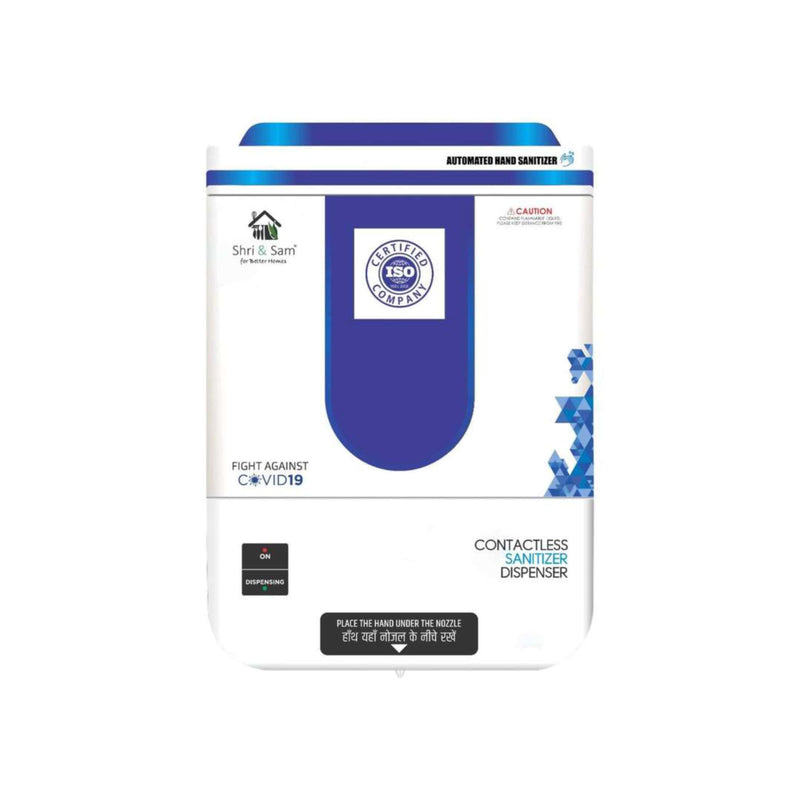 ShriandSam Automatic Contactless Mist Hand Sanitizing Dispenser