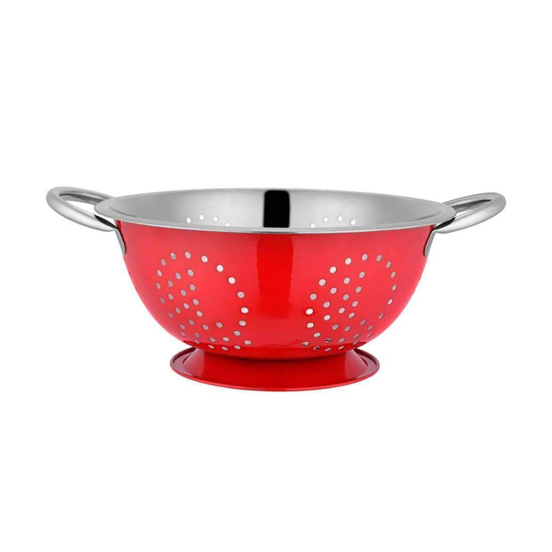 JAGDAMBA CUTLERY LIMITED Daily Needs Deep Colander - Bright