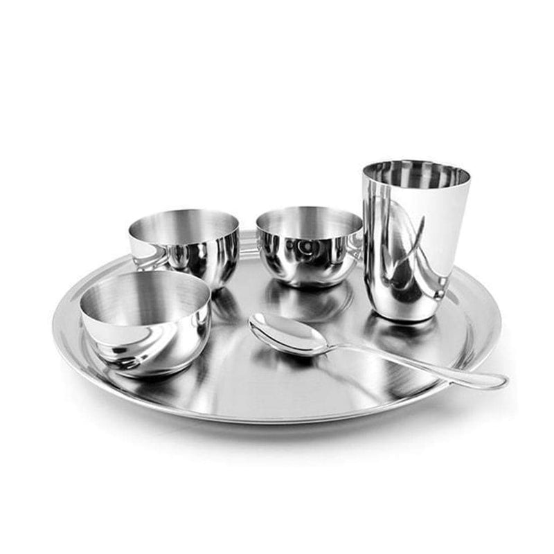 JAGDAMBA CUTLERY LIMITED Dinner Set Thali Set - Majestic
