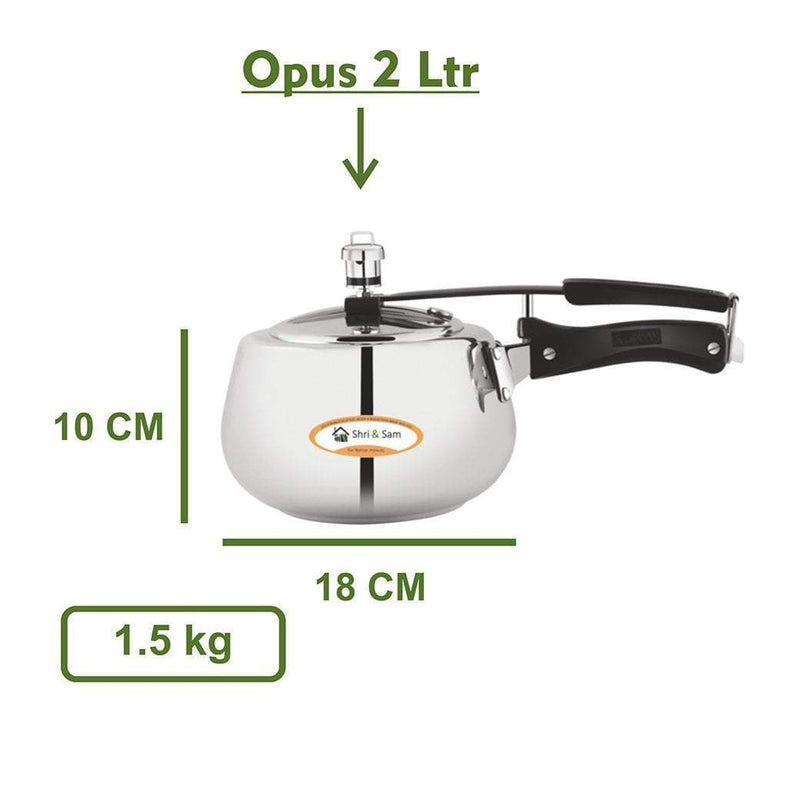 Stainless Steel Cooker - Opus