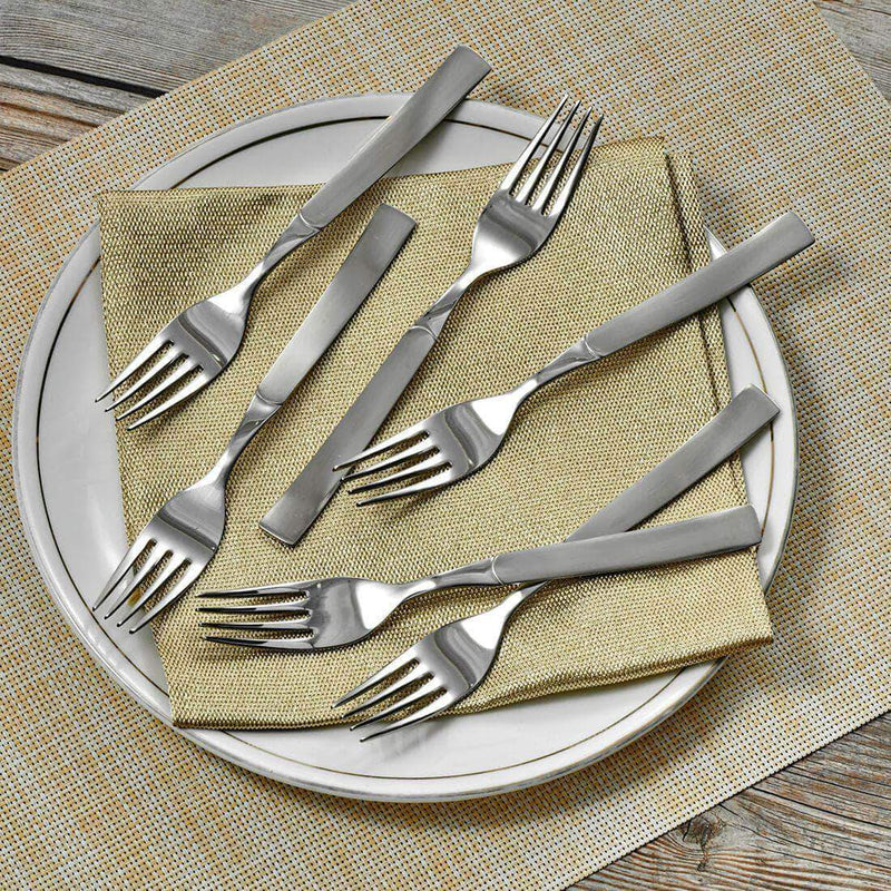Jagdamba Cutlery Pvt Ltd. Cutlery 6 PCS Dinner Fork - Jewel