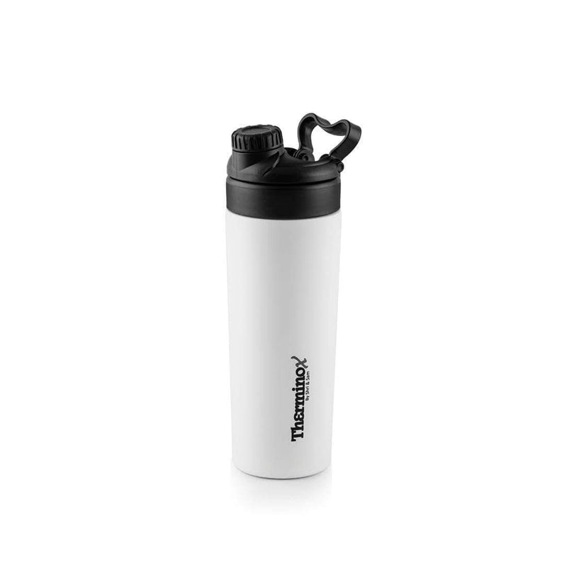 Jagdamba Cutlery Pvt Ltd. Daily Needs SILVER Therminox Vacuum Insulated Bottle 1000 ML - Trapper