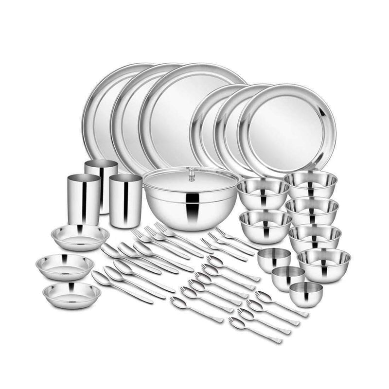 Jagdamba Cutlery Pvt Ltd. Dinner Set 45 PCS Dinner Set