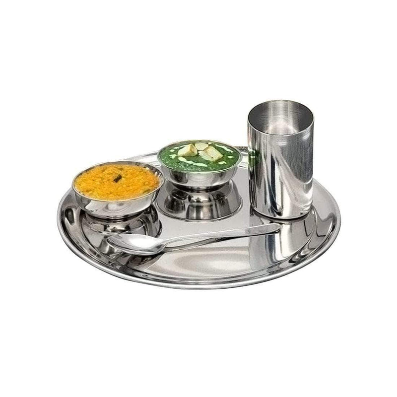 Jagdamba Cutlery Pvt Ltd. Dinner Set Premium Thali Set