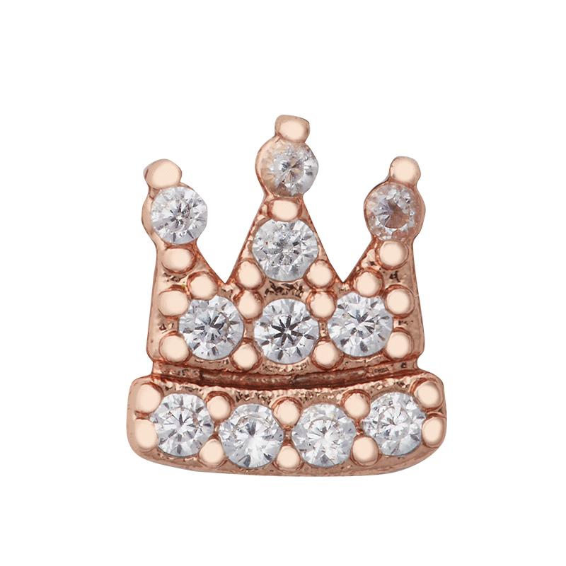 Crown in Rose Gold