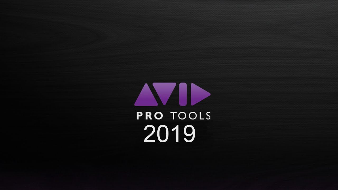 AVID Pro Tools Update 2019.6 Released