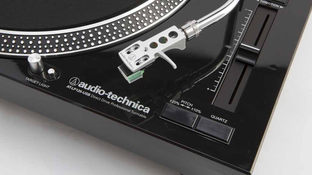 How to set up your Audio-Technica AT-LP120-USB Turntable