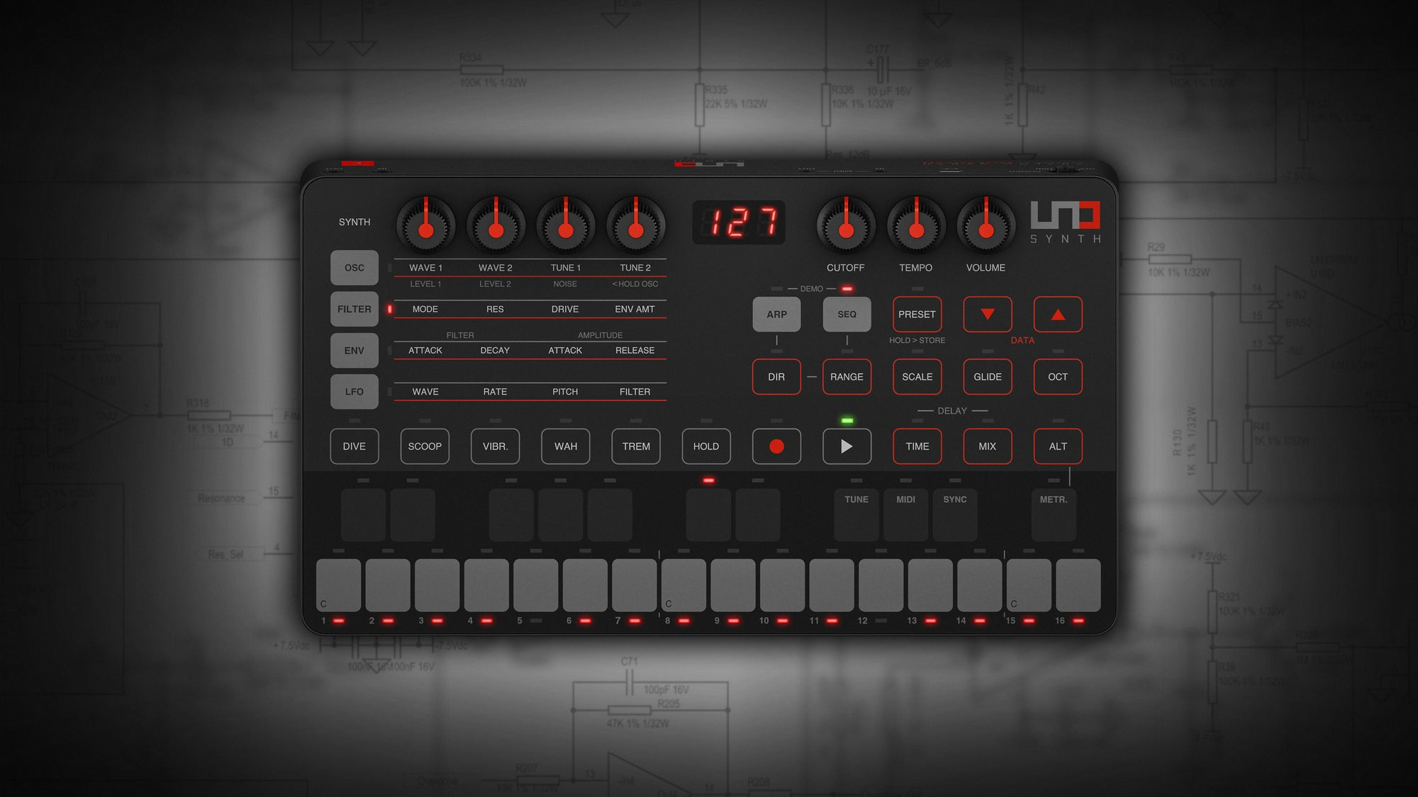 Uno Synth: The ultimate real analog synth for everyone