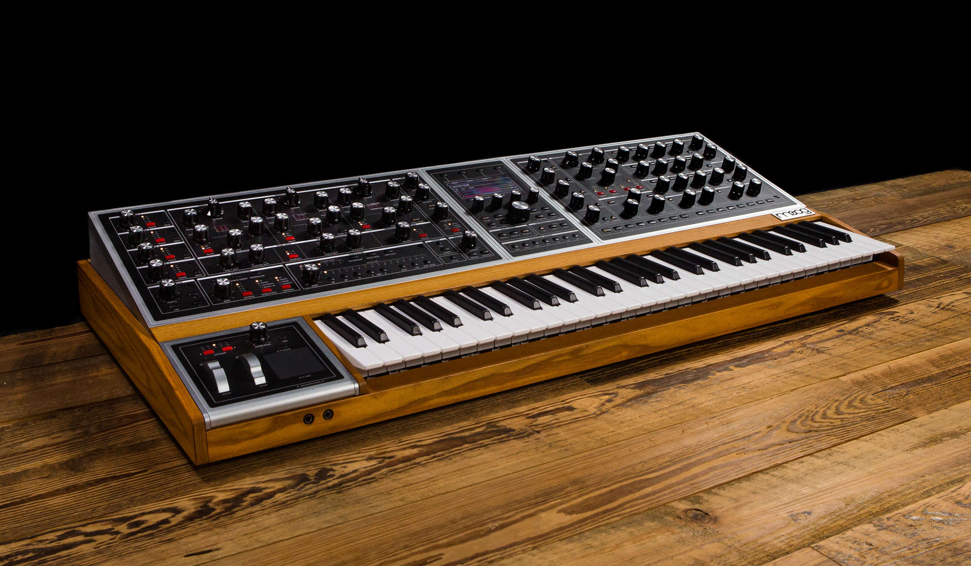 Moog reveals the One!
