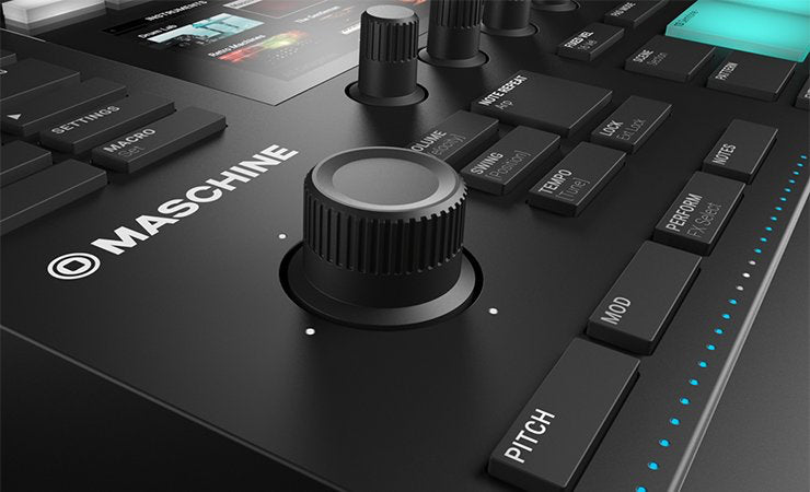 Maschine 64bit only moving forward!